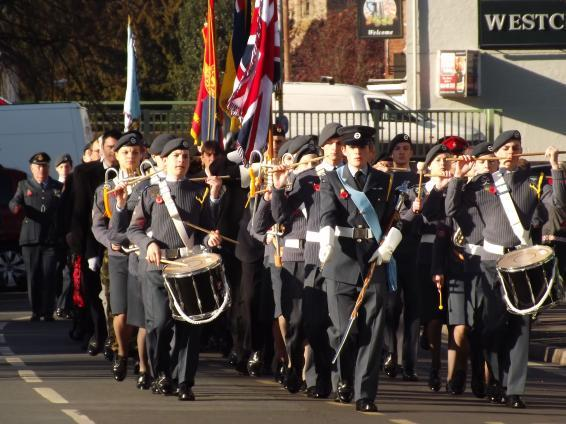 Remembrance 2012